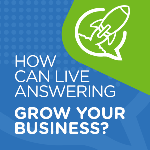 Flyer, How can live answering grow your business?