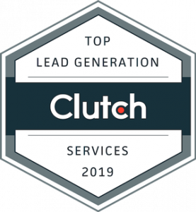 Clutch 2019 Top Lead Generation Services