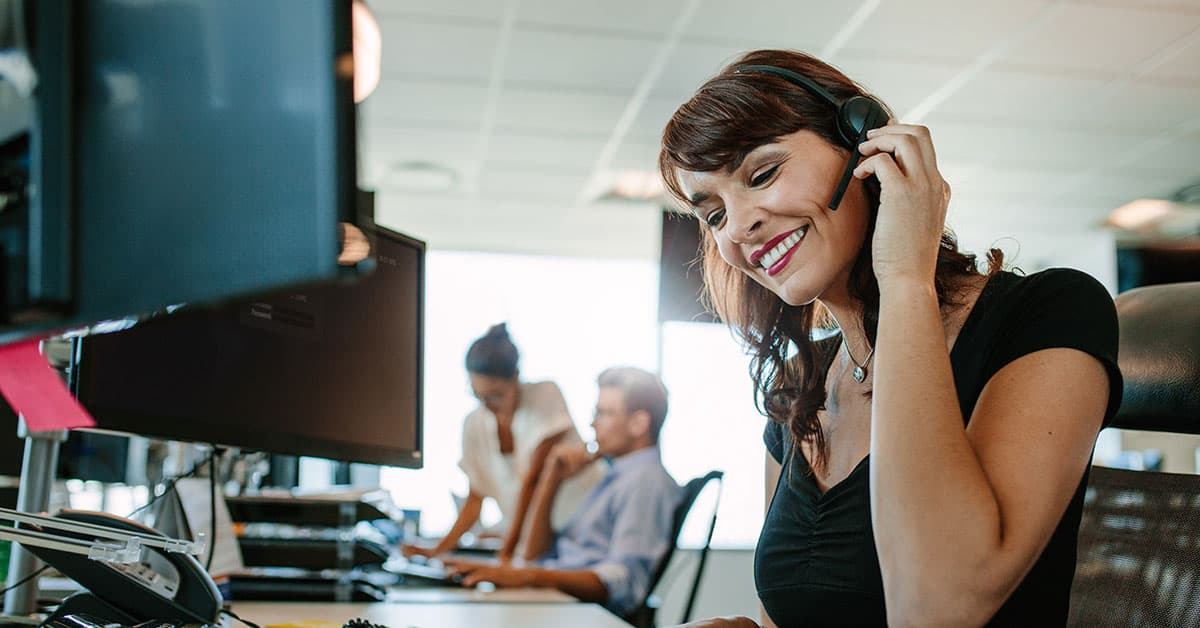 VoiceNation has your back for all of your business call answering service needs.