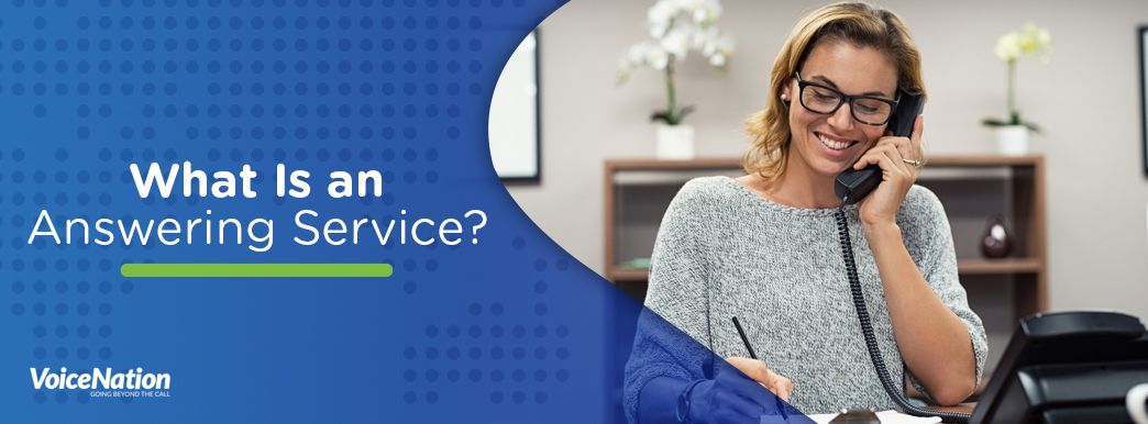 What Is An Answering Service?