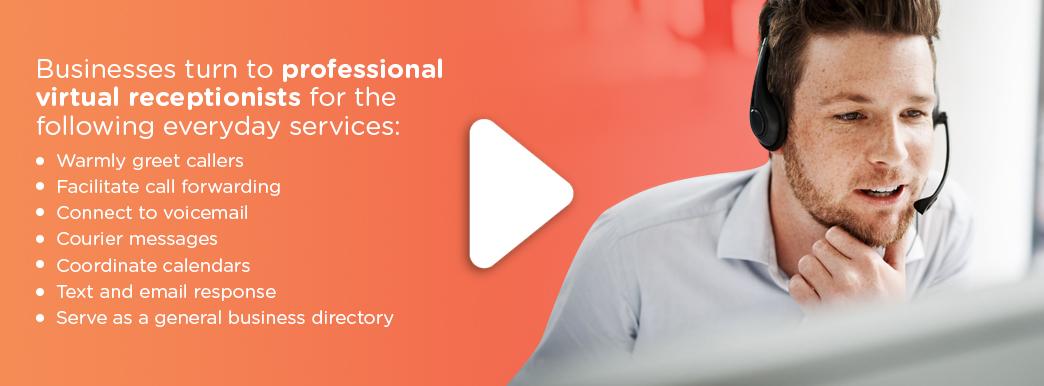 Professional Virtual Receptionist Services