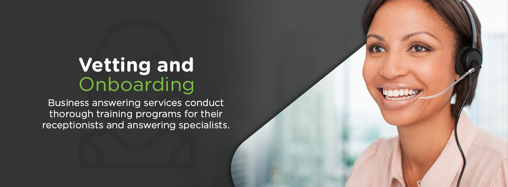 Vetting And Onboarding