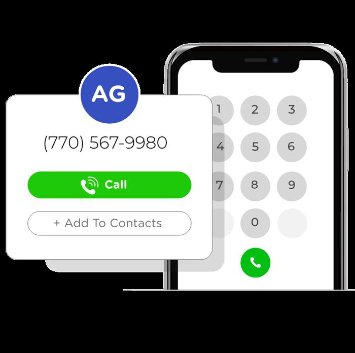 VoiceNation App Dialer