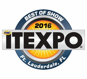 awards itexpo 2016